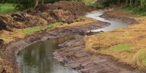 Stream restoration in Haarby reduces the risk of flooding