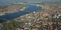 Cloudburst-proof urban redevelopment in Aalborg